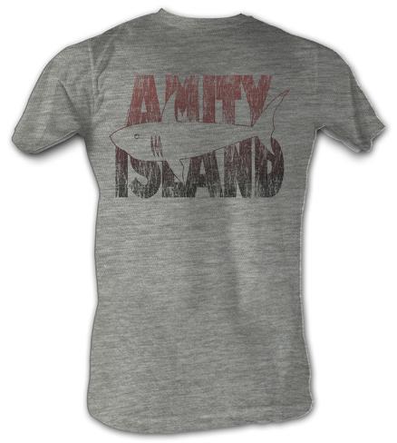 Jaws - Shark Line Camiseta