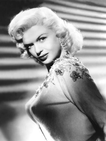 Jayne Mansfield, c.1957 Photo