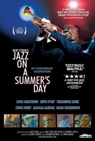 Jazz on a Summer's Day Masterprint