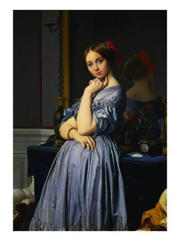 Comtesse d'Haussonville Giclee Print