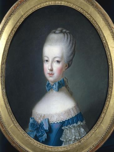 Marie Antoinette Giclee Print