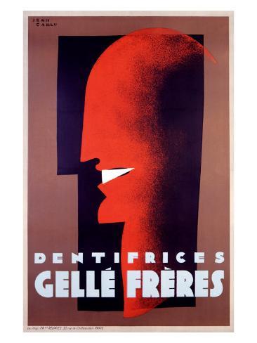 Gelle Freres Giclee Print