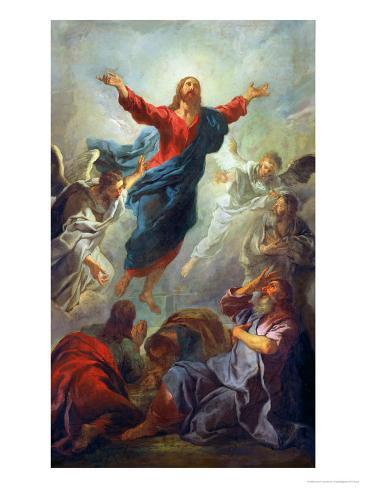 The Ascension, 1721 Giclee Print