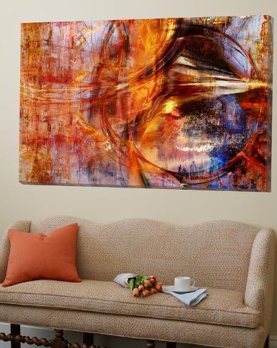 Abstract Lense I Loft Art