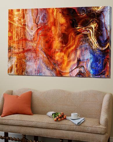 Abstract Lense II Loft Art