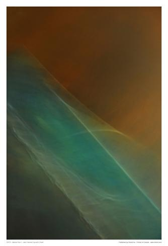 Abstract Vibe II Art Print
