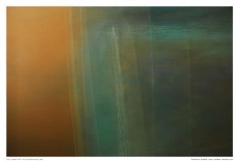 Abstract Vibe IV Art Print