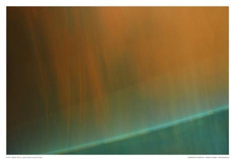 Abstract Vibe VI Art Print