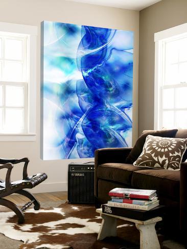 Aqua 4 Loft Art