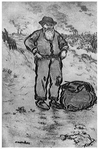 Le Chemineau, C1870-1920 Giclee Print