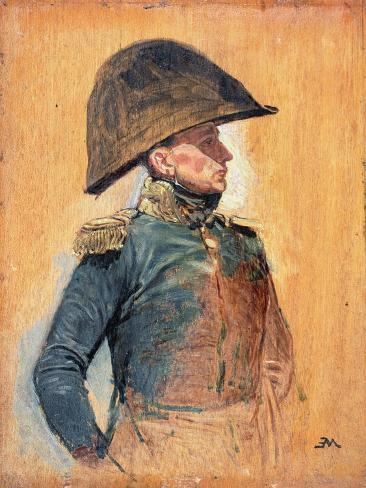 A General Officer Giclee Print