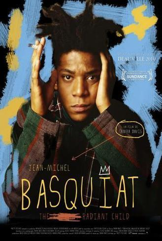 Jean-Michel Basquiat: The Radiant Child - French Style Poster