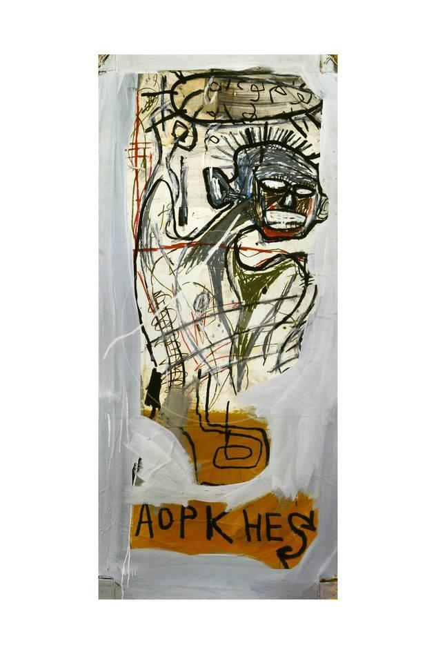 Untitled Aopkhes Giclee Print By Jean Michel Basquiat At AllPosters