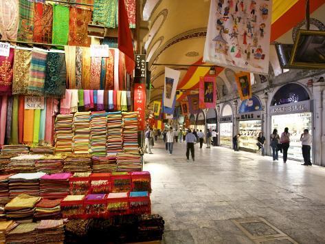 Grand Bazaar Photographic Print