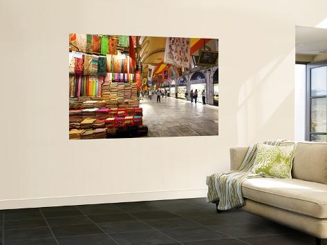 Grand Bazaar Giant Art Print