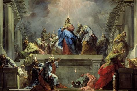 Pentecost Giclee Print