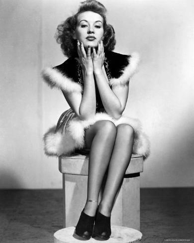 Jeanette MacDonald Photo