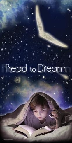 Read to Dream Impressão artística