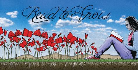 Read to Grow Art Print