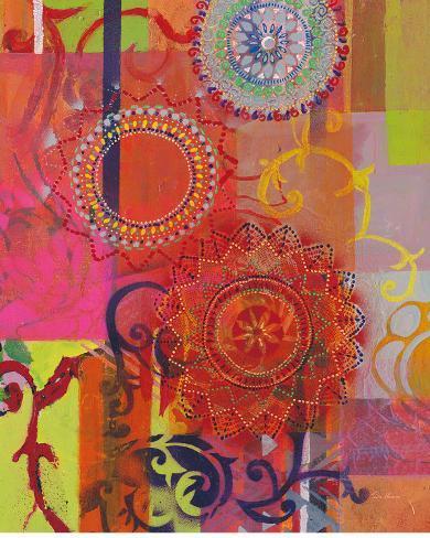 Textile Idea Art Print