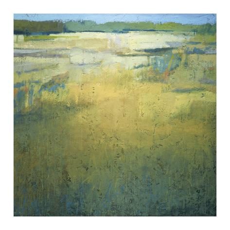 Early at the Marsh Giclee Print