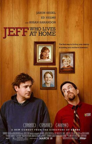 Jeff Who Lives at Home ポスター