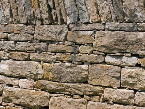 Stone Fence, Kentucky, USA Photographic Print