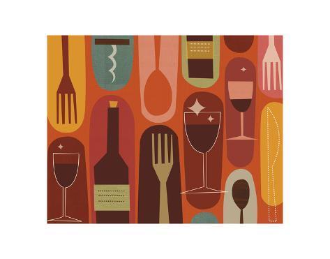 Wine & Dine Taidevedos