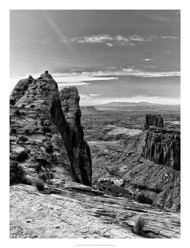 Canyon Lands VII Art Print
