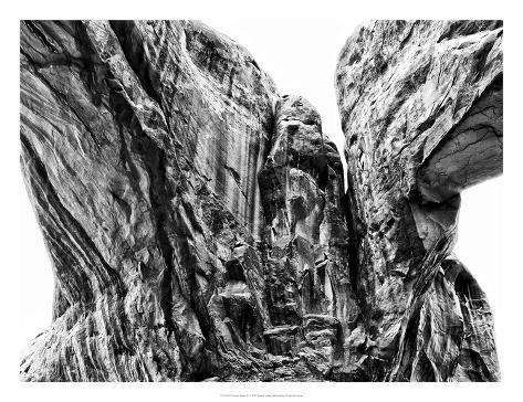 Desert Arches IV Art Print