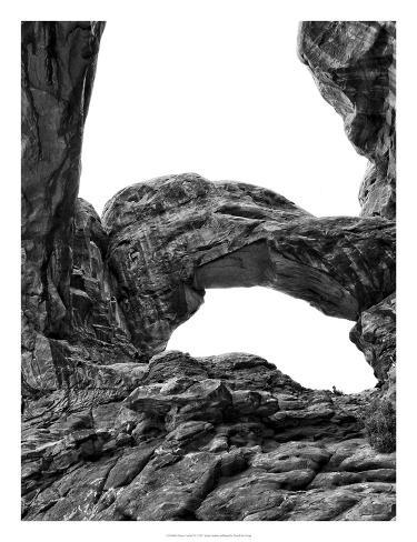 Desert Arches VI Art Print