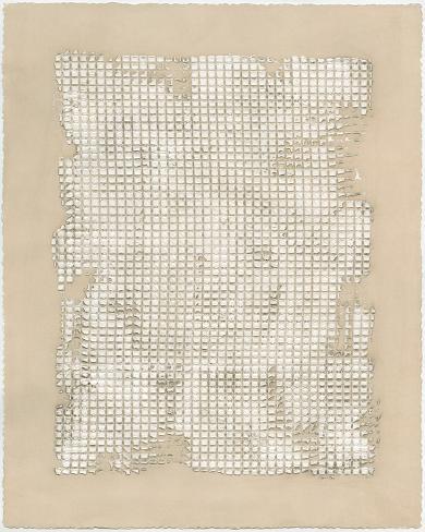 Mosaic Remnant I Premium Giclee Print