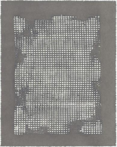 Mosaic Remnant III Premium Giclee Print