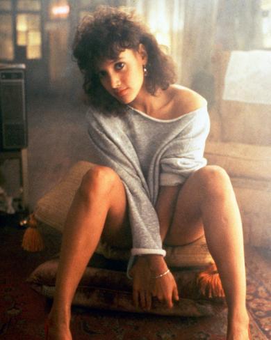 Jennifer Beals, Flashdance (1983) Photo