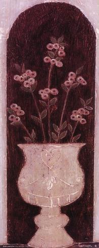 Arch And Urn I Art Print