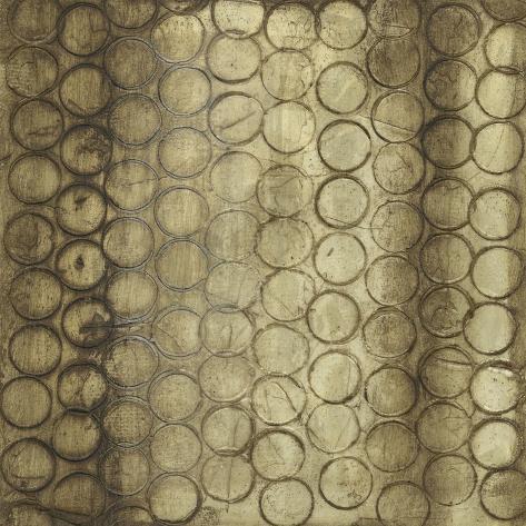 Circular Imprint I Premium Giclee Print