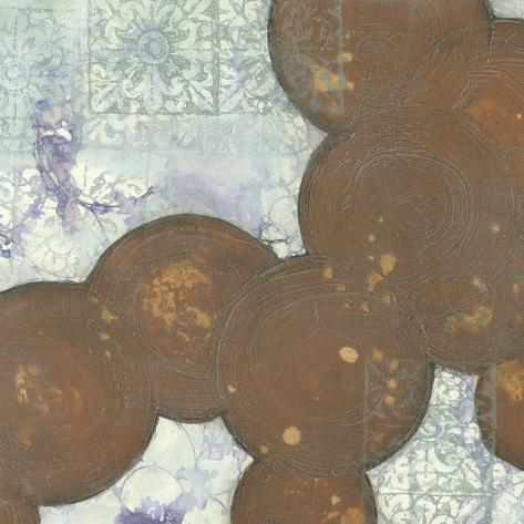 Fractal Abstraction II Premium Giclee Print