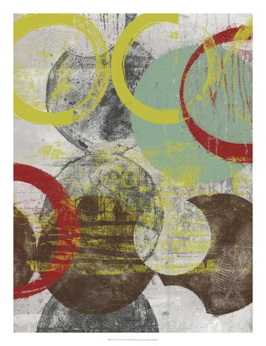 Layers & Circles I Giclee Print