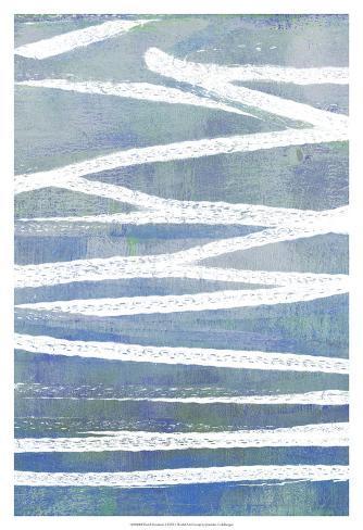 Pastel Gradient I Art Print