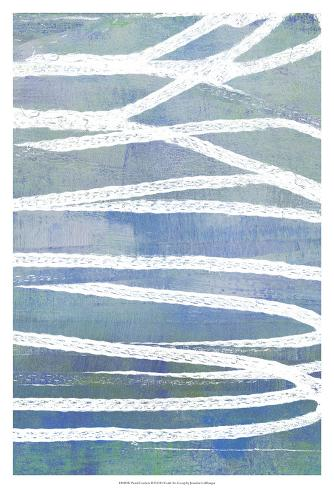 Pastel Gradient II Art Print