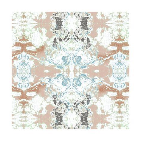 Pretty Mirror II Art Print