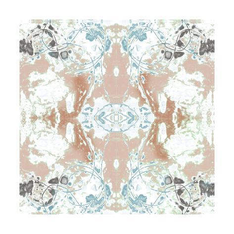 Pretty Mirror IV Premium Giclee Print