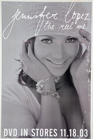Jennifer Lopez - The Reel Me Original Poster