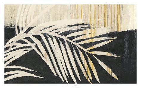Golden Raffia I Giclee Print