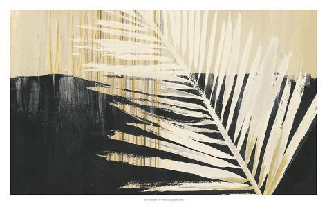 Golden Raffia II Giclee Print