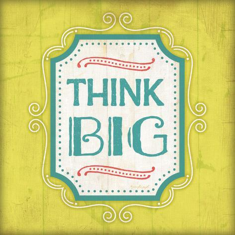 big midget poster Think