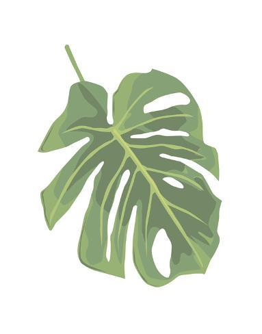 Philodendron 2 Art Print