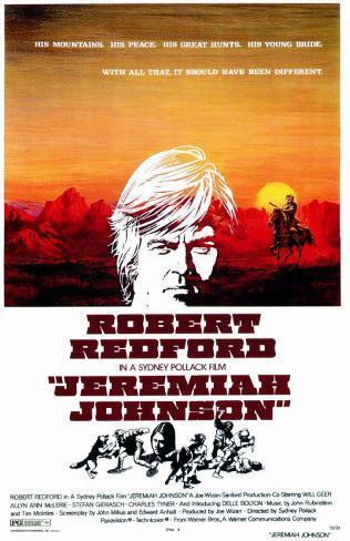 Jeremiah Johnson Masterprint