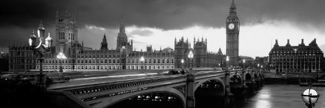 London Framed Photographic Print