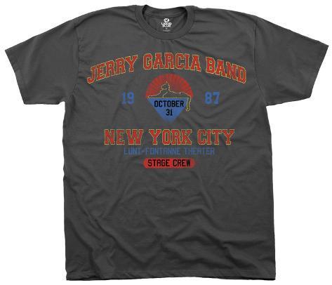 Jerry Garcia- Garcia Band '87 T-Shirt